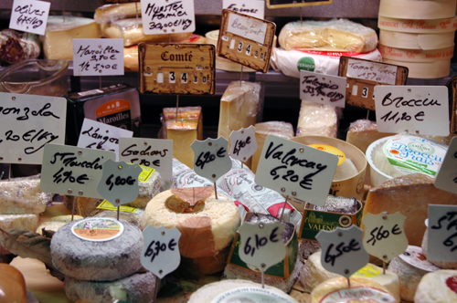 Photos de fromages français