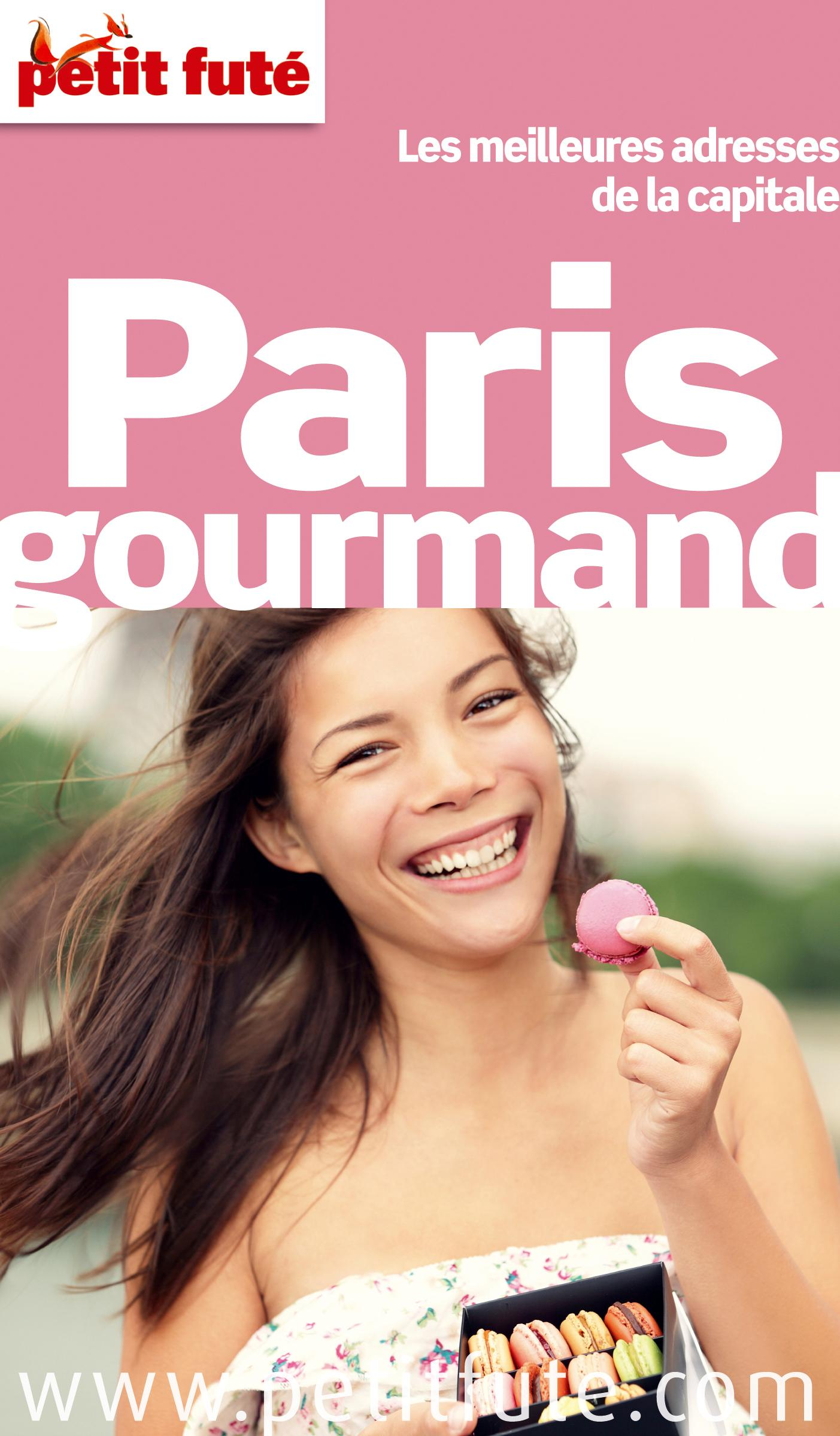 Photo Guide Paris Gourmand